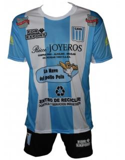 Camiseta Titular:
